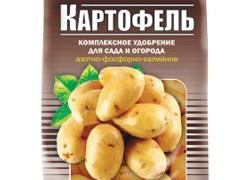 Как удобрять картофель