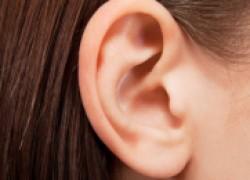 Извлечение насекомого из уха