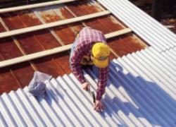 Ремонтируем шиферную крышу самостоятельно