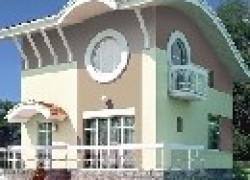 Дом в морском стиле