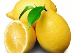 Лимон от молочницы