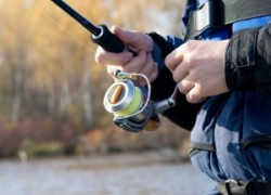 Идём на апрельскую рыбалку