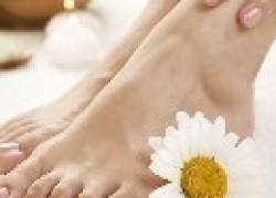 Рецепт от грибка ног