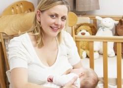 Как сбросить лишний вес кормящей маме