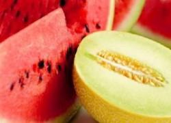Волшебные ягоды – арбуз и дыня!