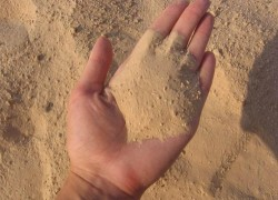 Как песок улучшит почву