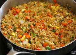 Вкуснейший жареный рис