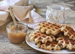 Сладкие вафли из детства «Как у бабушки»