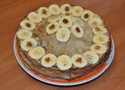 Блинный торт «Пальчики оближешь»