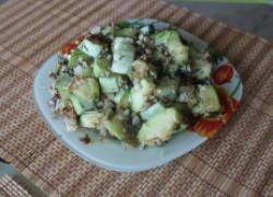 Салат « Пикантный» из кабачков