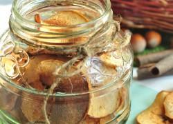 Я готовлю необыкновенно вкусные чипсы из... яблок