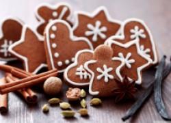 Рецепт имбирных пряников к Новому году и Рождеству