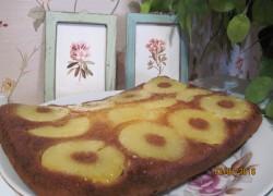 Пирог-перевертыш с ананасами по рецепту «Хозяйства» – за уши не оттянешь!