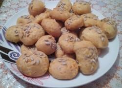 Рецепт обалденных сырных печенюшек