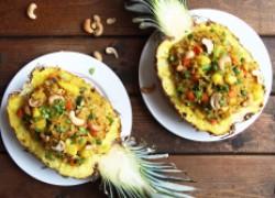 3 необычных блюда с ананасом