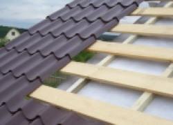 Виды материалов для обустройства крыши