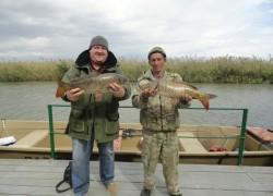 Рыбалка в Астраханской области на самой плодовитой реке