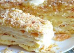 """Традиционная рецептура торта """"Наполеон"""""""
