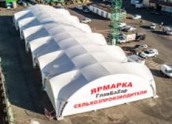 Особенности использования и конструкции арочных шатров