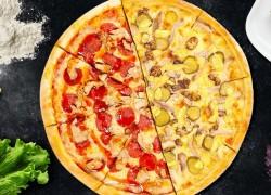 Особенности пиццы из половинок