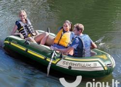Выбираем ПВХ лодку для рыбалки