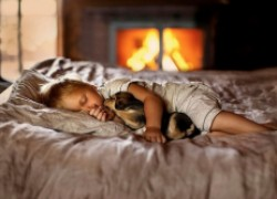 Как помочь ребенку спокойно спать по ночам
