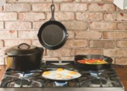 Несколько фактов о чугунных сковородах