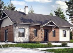 Небольшой дом для большой семьи