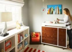 Советы для планировки детской комнаты для младенца