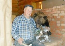 Вместе с медведем добыл и трихинелл