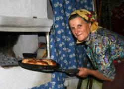 О том, как я бабушке русскую печку ремонтировал