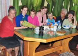 Семья Рудневых: девять детей – это счастье