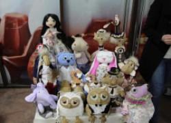 Дарья Руденко: Самодельные игрушки приносят неплохой доход