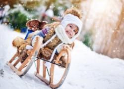Как одеть ребенка на зимнюю прогулку