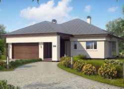 Большой и удобный одноэтажный дом − мечта каждой семьи