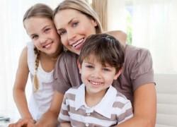 Главное − сохранить гармонию в семье