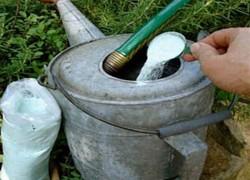 Жидкие органоминеральные удобрения