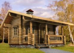 Как построить самому русскую баню