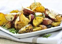 Жареный картофель «Весна в Марокко»