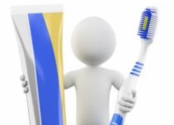 Необычное использование зубной пасты в быту