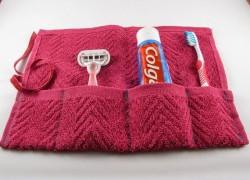 Создаем полезные вещи из старого полотенца