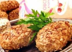 Шесть необычных рецептов блюд из овсянки