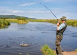 Особенности июньской рыбалки