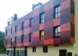 Что собой представляют вентилируемые фасады