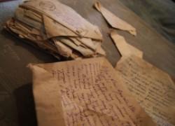 Письма отца с войны храню до сих пор