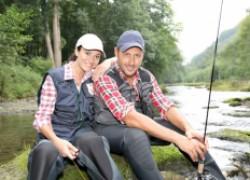 Совместимы ли понятия: женщина и рыбалка?