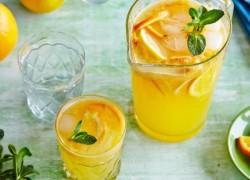 Шесть рецептов прохладительных напитков!