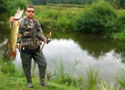 Особенности рыбалки в конце лета
