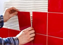 Советы домашнему мастеру: приклеиваем плитку на гипсокартон