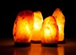 Соляные лампы: необходимость и польза